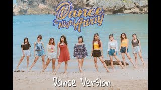 TWICE (트와이스) - Dance The Night Away dance cover by S1C from Indonesia (dance version)
