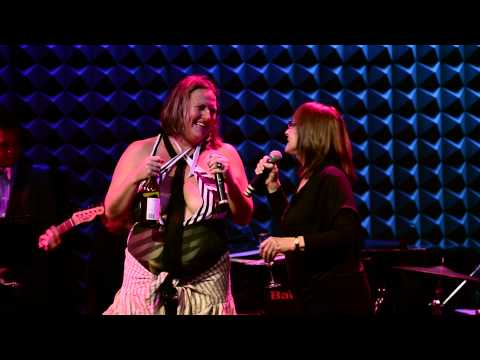 Bridget Everett & Patti LuPone - Me and Bobby McGee - Joe's Pub (11.9.13)