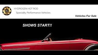 Hydrogen Hot Rods USA Event Show