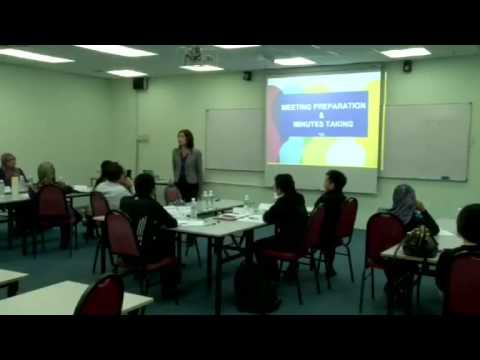Effective Administrative Skills and Duties  30 April 2014