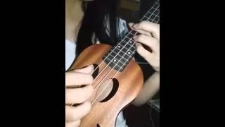 Forever-Stratovarius(cover) -- Ukulele solo