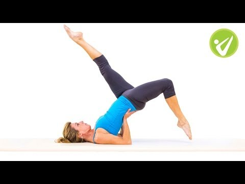 Bicycle Pilates Exercise Meredith Rogers