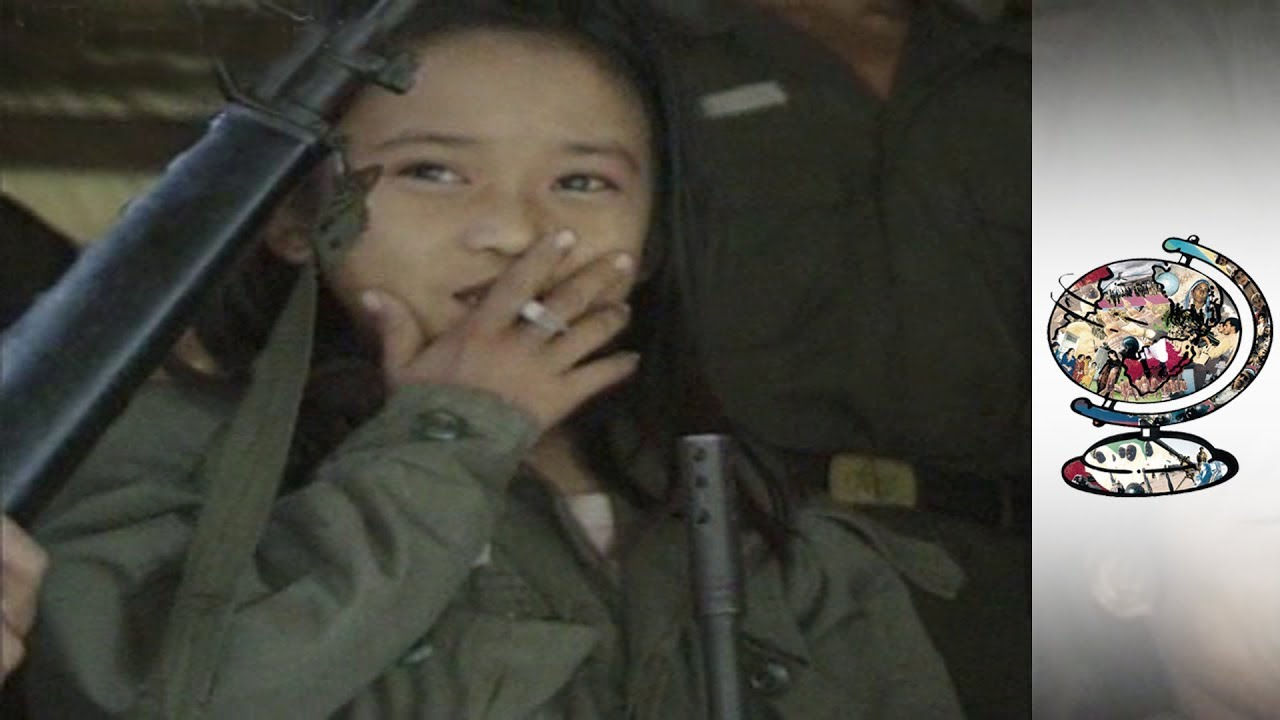 Download The 12-Year-Old Twins Taking On The Burmese Military (2000)