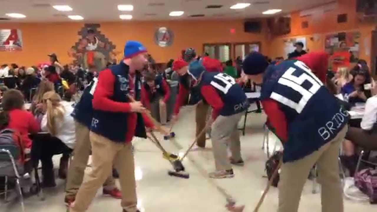 Anderson High School Cincinnati Oh Curlers Take Gold Youtube