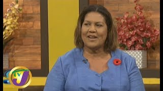 TVJ Smile Jamaica: Lilyclaire Bellamy - October 25 2019