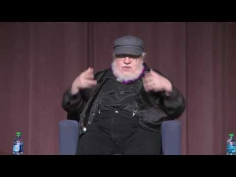 George RR Martin on Creating Fictional Worlds