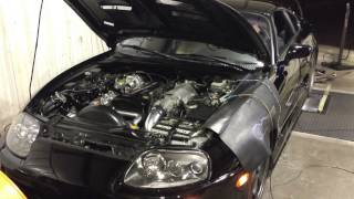 Toyota Supra RPS Twin GT28RS Turbo Kit 500 Whp @ 19psi