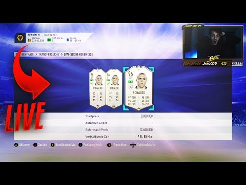 FIFA 19  32 MILLION COINS!! TRADING GELABER & GIVEAWAYS!! thumbnail