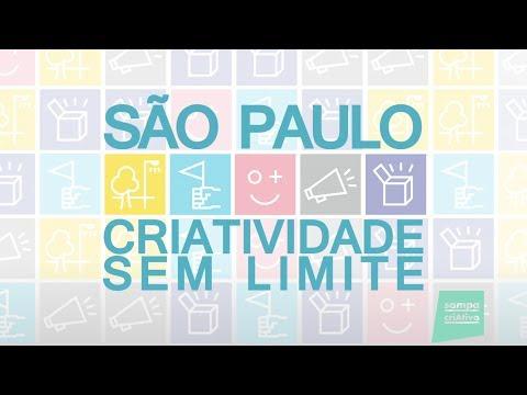 São Paulo - criatividade sem limite