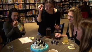 Games on Tap Board Game Cafe