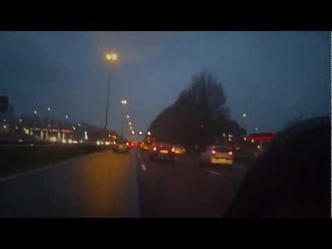 motor camera  - A13 Delft - Rotterdam