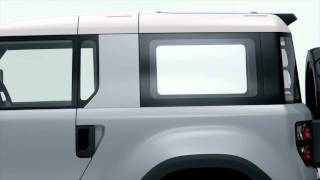 Land Rover Defender DC100 Sport Concept 2011 Videos