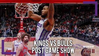 Kings vs Bulls Post Game Show | 2018-19 NBA Season