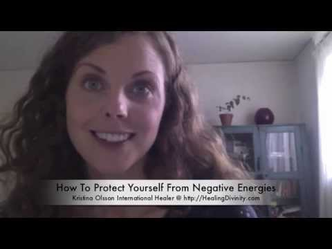 How To Clear Your Energy Field and Protect Yourself From Negative Energy