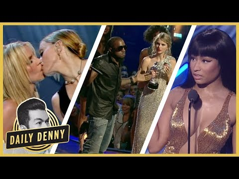 See The MTV VMAs Shadiest Moments of All Time!
