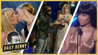 The MTV VMAs Shadiest Moments of All Time! | #DailyDenny