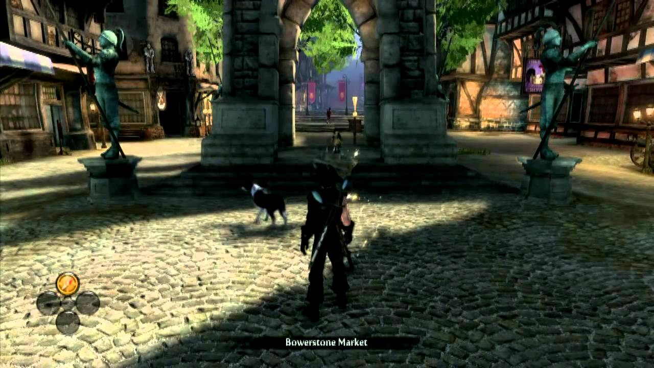 Fable III 3 Part 16 The Blacksmith In Bowerstone YouTube