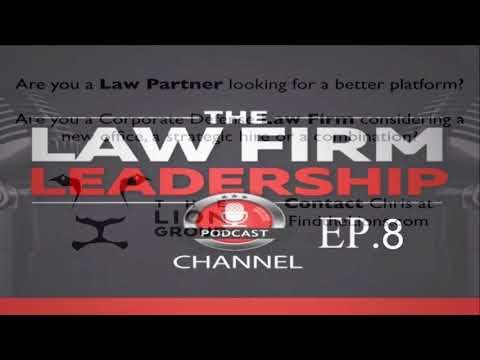 The General Counsel Role the Past 20 Years    Ep 8 Bob Bostrom of Abercrombie & Fitch