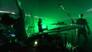Coldrain FEED THE FIRE Katsuma Drum Cam LIVE At Makuhari Messe 2018 06 17