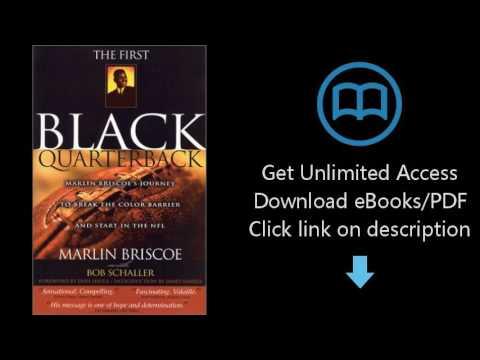 Download The First Black Quarterback: Marlin Briscoe