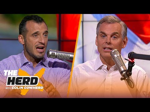 Gottlieb believes Browns have discipline problems, Mitch Trubisky has high ceiling | NFL | THE HERD