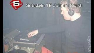 ANNONCE DJ SUBSTYLE AU CRASH
