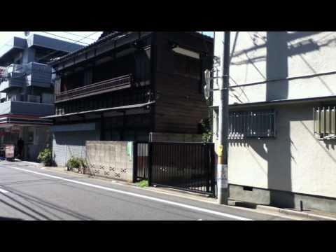 Empty Tokyo Streets (Numabukuro/Nakano-Ku)