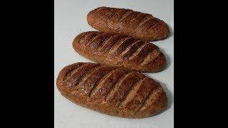 Ржаной зерновой хлеб