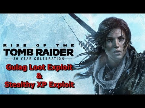 Rise of the Tomb Raider - Infinite Loot & XP Glitch - YouTube