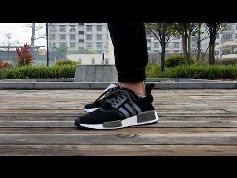 Cheap Adidas Originals NMD XR_1 Primeknit Zebra White/Black BB2911