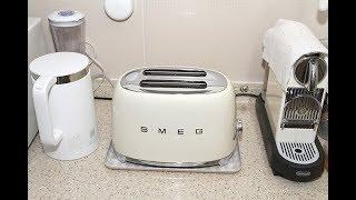 스메그 토스트기 디자인 이쁘고 신혼 선물용으로 딱