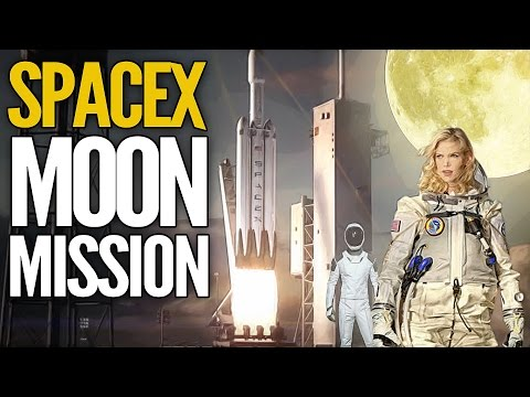 SpaceX MOON MISSION! The Truth - Mike Maloney