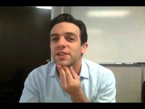 Ask a Grown Man  BJ Novak on Vimeo
