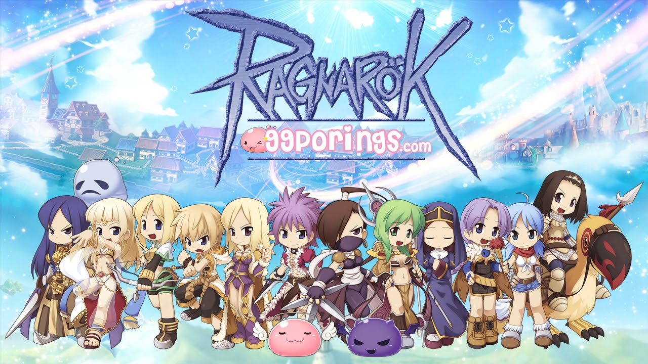 Ragnarok online all town soundtrack/BGM from 2002 to 2018 - YouTube