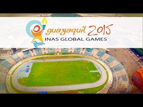 INAS Global Games 2015 / Guayaquil, Ecuador