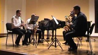 Laurentiu Reut - Recital Saxofon 2012, In the mood