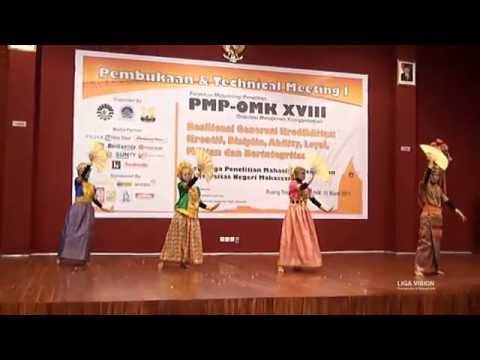TARI 4 ETNIS South Sulawesi