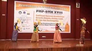 Video TARI 4 ETNIS South Sulawesi download MP3, 3GP, MP4, WEBM, AVI, FLV November 2017