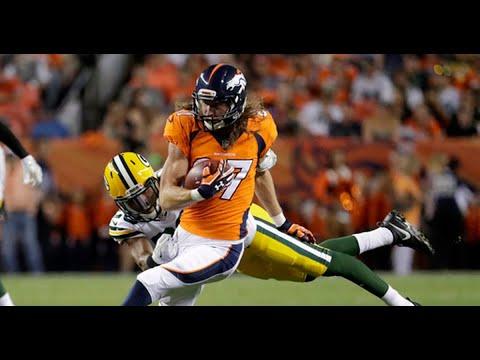 Punt returner Jordan Taylor sparks the Broncos