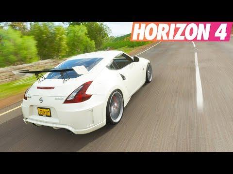 Nissan 370Z Gazlama   Forza Horizon 4 thumbnail