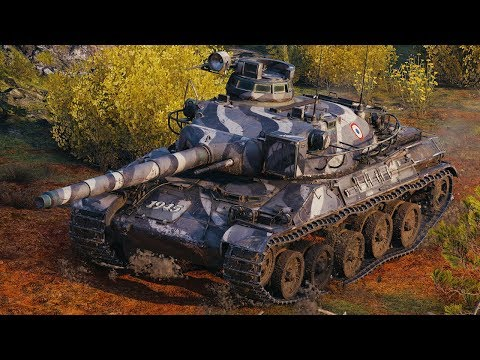 World of Tanks AMX 30 B - 5 Kills 10,3K Damage thumbnail