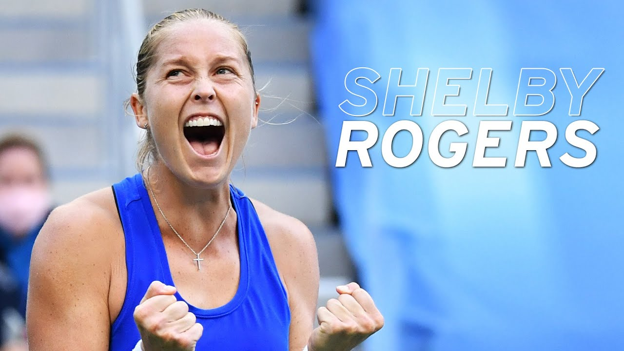 Shelby Rogers | US Open In Review