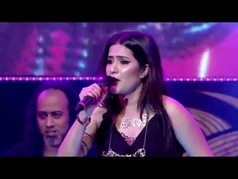 RANGABATI - Sona Mohapatra at Stagecraft Awards 2015