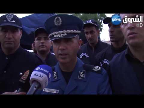 Oran: quand la  police vous offre votre ftour !