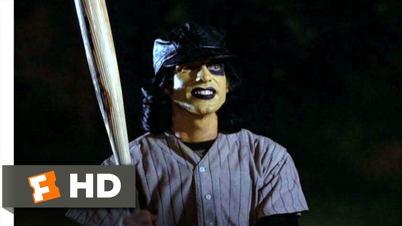 The Warriors   Movie Clip The Warriors Vs The Baseball Furies  Hd Youtube