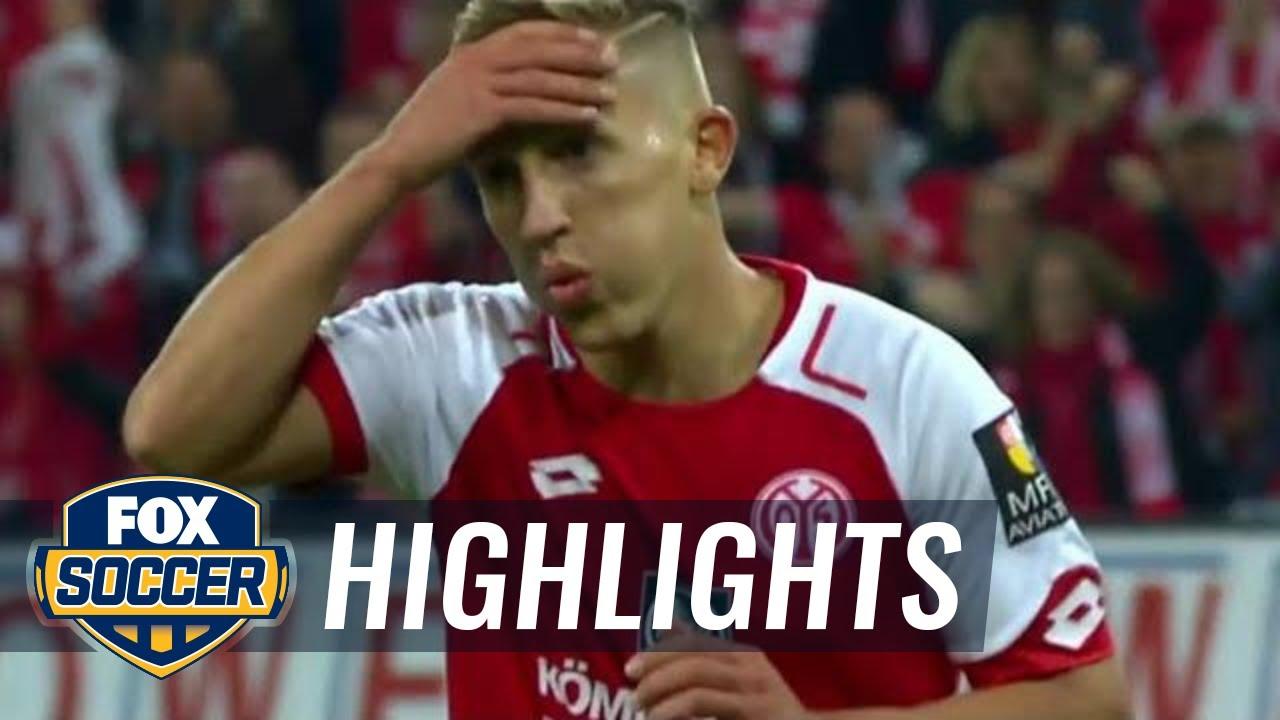 Mainz vs. SC Freiburg | 2017-18 Bundesliga Highlights #1