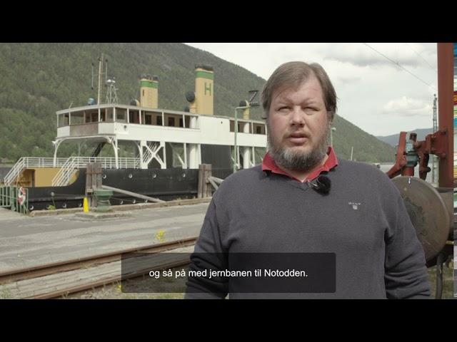 Se film om Rjukan - Notodden Industriarv