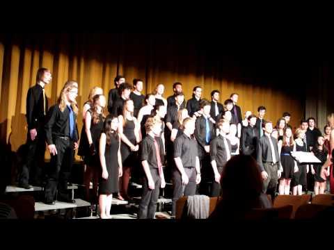 Glebe Concert Choir - May 2015  - Butterfly