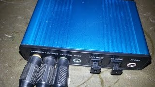 usb 6 channel 5 1 external sound card running linux mint 17 2 on a hp compaq laptop