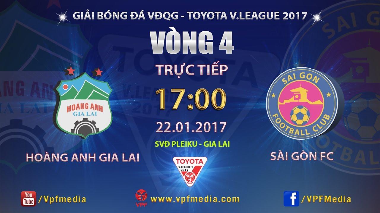 Xem lại: Hoàng Anh Gia Lai vs Sài Gòn